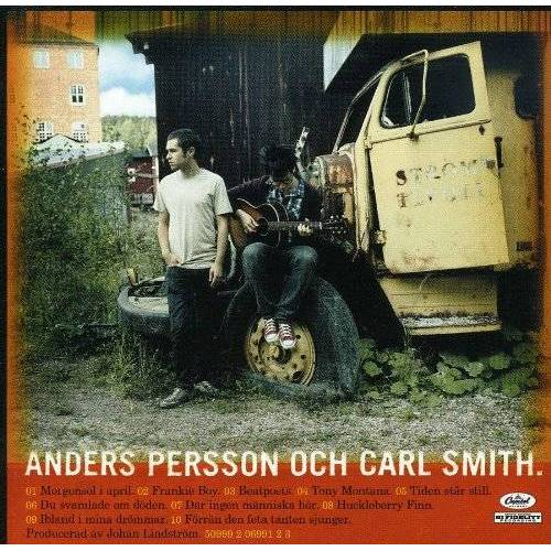 Persson Anders & Smith Carl - Anders Persson & Carl Smith - Preis vom 27.01.2021 06:07:18 h