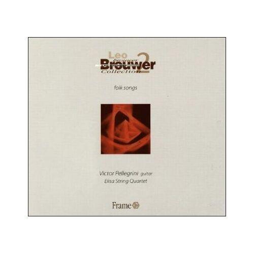 Leo Brouwer - Folk Songs Vol.2 - Preis vom 28.02.2021 06:03:40 h