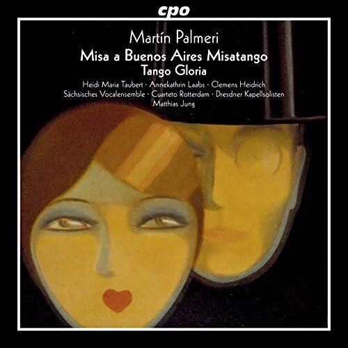 Sächsisches Vocalensemble - Misatango; Tango Gloria - Preis vom 01.06.2020 05:03:22 h