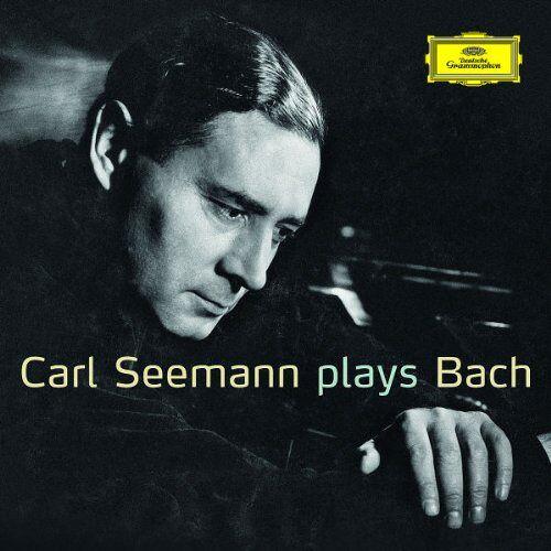 Carl Seemann - Carl Seemann Plays Bach - Preis vom 20.10.2020 04:55:35 h