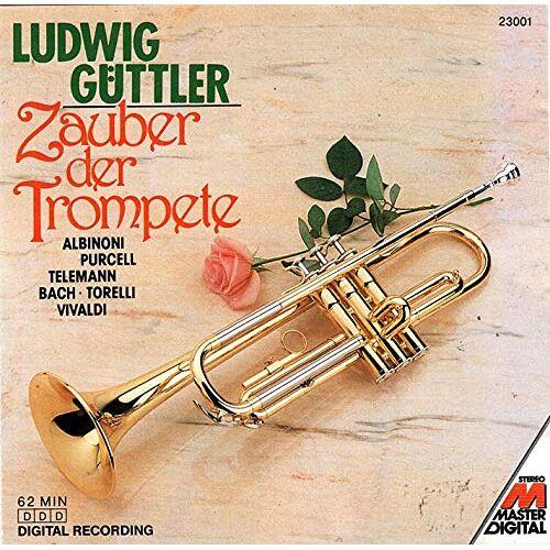 Ludwig Güttler - Ludwig Güttler Zauber der Trompete - Preis vom 18.10.2020 04:52:00 h