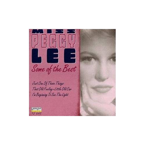 Peggy Lee - Some of the Best Peggy Lee - Preis vom 16.04.2021 04:54:32 h