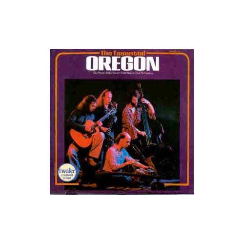 Oregon - The Essential Oregon - Preis vom 18.04.2021 04:52:10 h