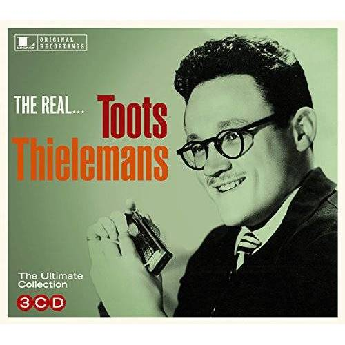 Toots Thielemans - The Real...Toots Thielemans - Preis vom 20.10.2020 04:55:35 h