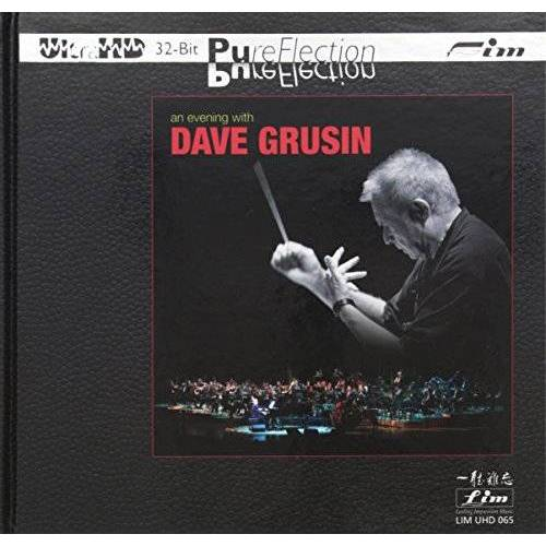 Dave Grusin - An Evening With Dave Grusin-Uhd-CD - Preis vom 20.10.2020 04:55:35 h
