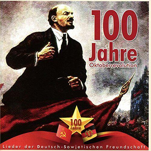 Various - 100 Jahre Oktoberrevolution - Preis vom 15.01.2021 06:07:28 h