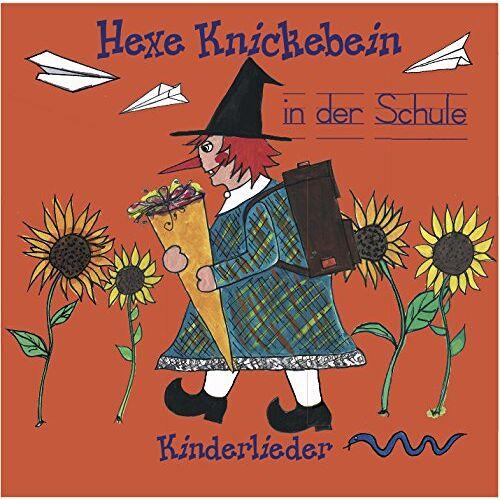 Hexe Knickebein - Hexe Knickebein in der Schule - Preis vom 27.02.2021 06:04:24 h