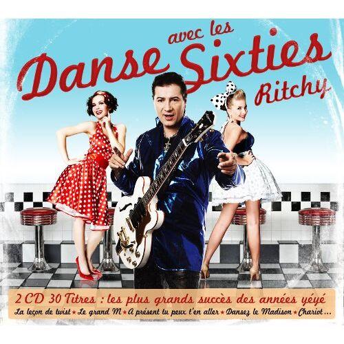 Ritchy - Danse avec les Sixties - Preis vom 08.05.2021 04:52:27 h