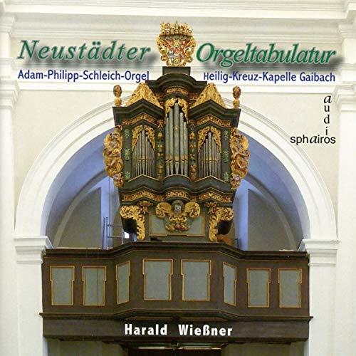 Harald Wießner - Neustädter Orgeltabulatur - Preis vom 20.10.2020 04:55:35 h