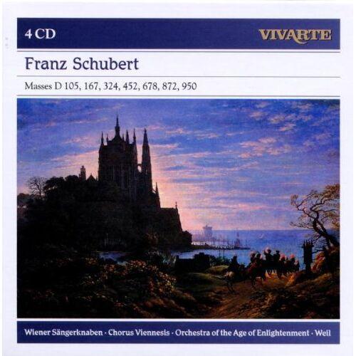 Wiener Sängerknaben - Messen d 105,167,324,452,678,872,950 - Preis vom 05.09.2020 04:49:05 h