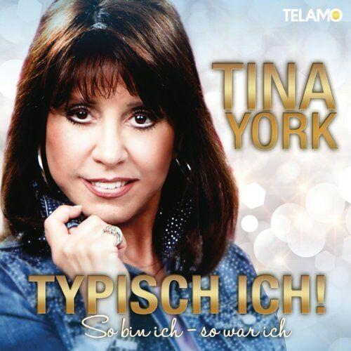 Tina York - Typisch Ich! So Bin Ich - So War Ich - Preis vom 23.01.2021 06:00:26 h