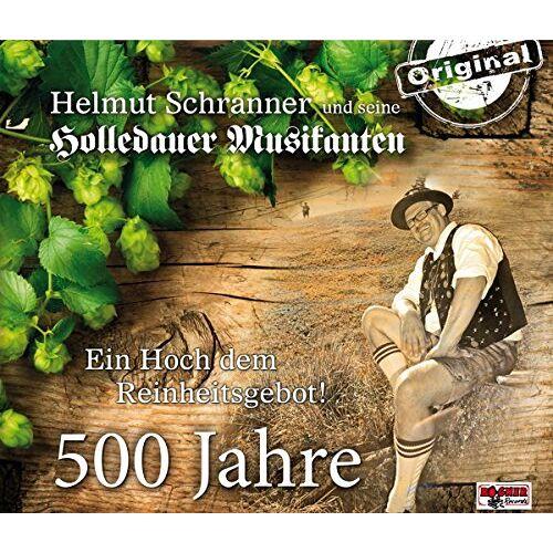 Schranner, Helmut U.S.Holledauer Musik. - Ein Hoch dem Reinheitsgebot - Preis vom 13.05.2021 04:51:36 h