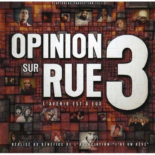 Opinion Sur Rue - Opinion Sur Rue /Vol.3 - Preis vom 25.01.2021 05:57:21 h