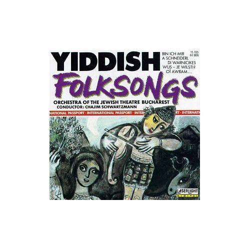 Va-Yiddish Folksongs - Yiddish Folksongs - Preis vom 12.08.2019 05:56:53 h