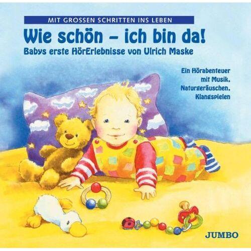 Ulrich Maske - Wie Schön-Ich Bin Da! - Preis vom 11.05.2021 04:49:30 h