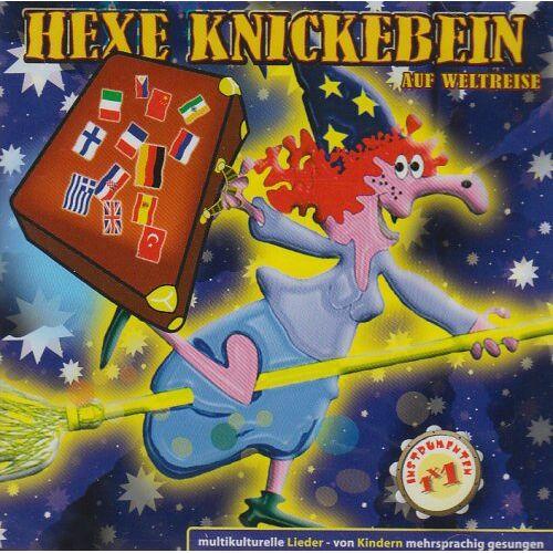 Hexe Knickebein - Auf Weltreise - Preis vom 16.05.2021 04:43:40 h