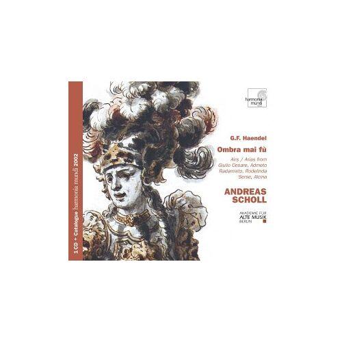 Scholl - Ombra Mai Fu (+Hm-Katalog 2002 - Preis vom 06.04.2020 04:59:29 h