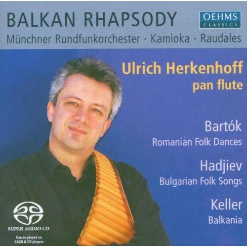 Herkenhoff - Balkan Rhapsody - Preis vom 27.02.2021 06:04:24 h