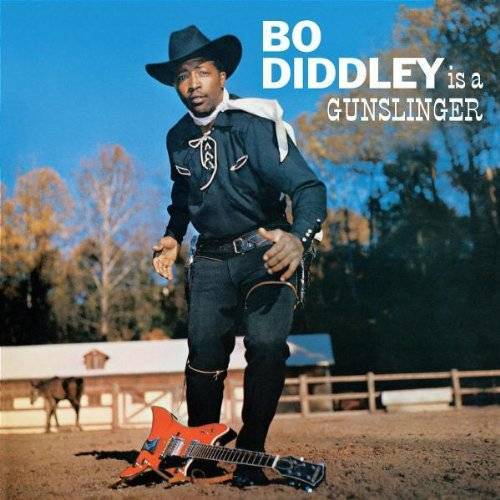 Bo Diddley - Bo Diddley Is a Gunslinger - Preis vom 11.05.2021 04:49:30 h