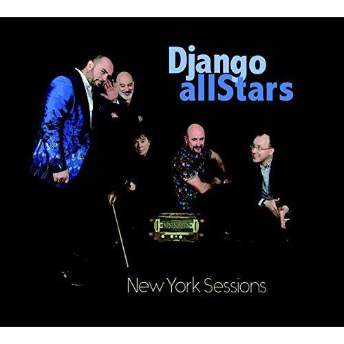 Django Allstars - New York Sessions - Preis vom 13.05.2021 04:51:36 h