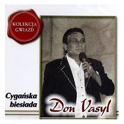 Don Vasyl - Don Vasyl: Cygańska biesiada [CD] - Preis vom 17.04.2021 04:51:59 h