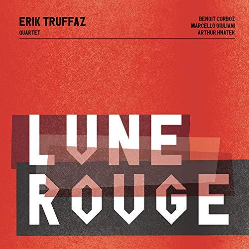 Truffaz, Erik Quartet - Lune Rouge [Vinyl LP] - Preis vom 23.02.2021 06:05:19 h