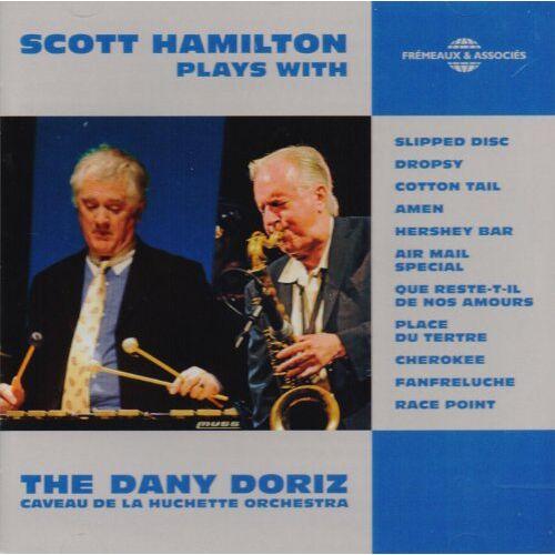 Scott Hamilton - Scott Hamilton Plays With - Preis vom 20.10.2020 04:55:35 h
