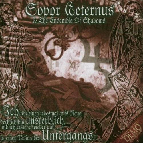 Sopor Aeternus - Ich Töte Mich - Preis vom 20.10.2020 04:55:35 h