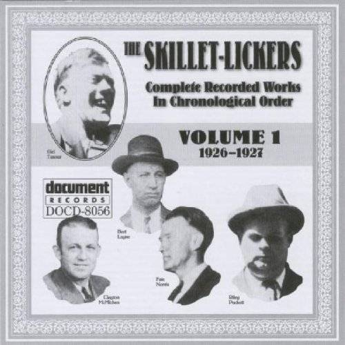 Skillet-Lickers - The Skillet Lickers Vol.1 192 - Preis vom 16.04.2021 04:54:32 h