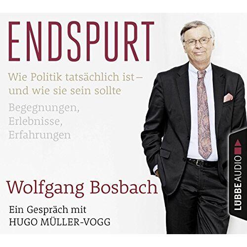Wolfgang Bosbach - Endspurt - Preis vom 03.09.2020 04:54:11 h