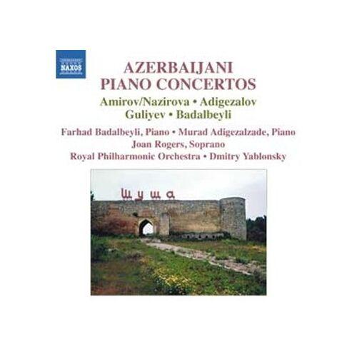 Badalbeyli - Aserbaidschanische Klavierkonzerte - Preis vom 18.04.2021 04:52:10 h