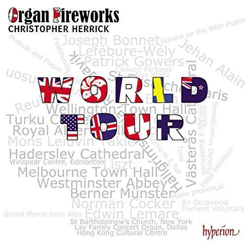 Christopher Herrick - Organ Fireworks World Tour - Preis vom 09.04.2021 04:50:04 h