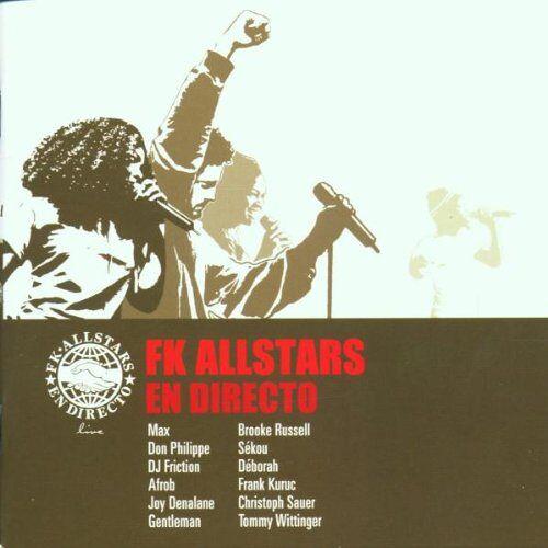 Fk Allstars - En Directo - Preis vom 22.01.2020 06:01:29 h