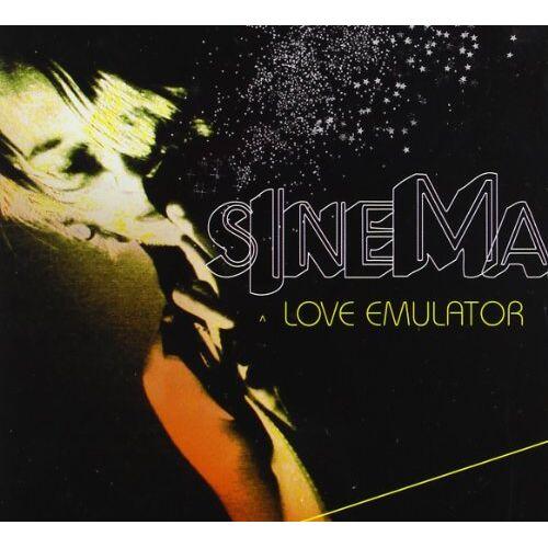 Sinema - Love Emulator - Preis vom 18.04.2021 04:52:10 h