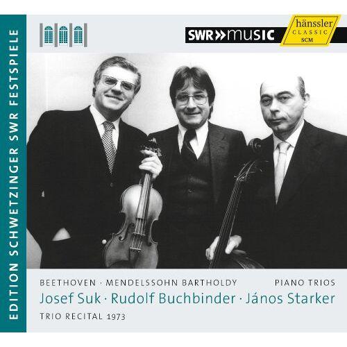 Buchbinder - Trio Recital - Preis vom 17.10.2019 05:09:48 h