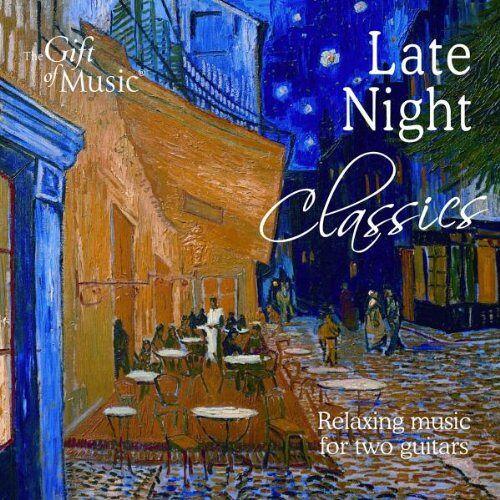 Sam Piha (Gitarre) - Late Night Classics - Entspannende Musik für zwei Gitarren - Preis vom 13.05.2021 04:51:36 h