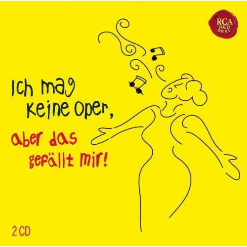 Various - Ich mag keine Oper, aber das gefällt mir! - Preis vom 13.05.2021 04:51:36 h