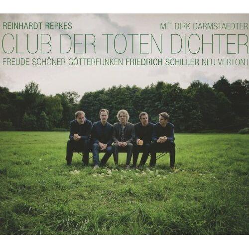 Club der Toten Dichter - Freude Schöner Götterfunken - Preis vom 25.02.2021 06:08:03 h