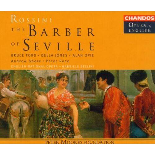 Ford - Opera In English - Der Barbier von Sevilla (Gesamtaufnahme) - Preis vom 26.02.2021 06:01:53 h