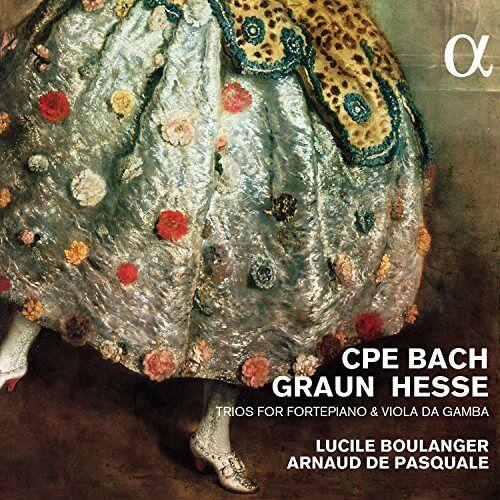 Lucile Boulanger - Trios für Hammerklavier und Gambe - Preis vom 03.05.2021 04:57:00 h
