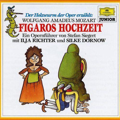 Ilja Richter - Holzwurm der Oper-Figaros Hochzeit - Preis vom 10.11.2019 06:02:15 h