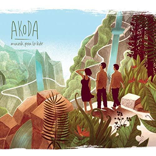 Akoda - Muzik Pou Lo Ker - Preis vom 20.10.2020 04:55:35 h