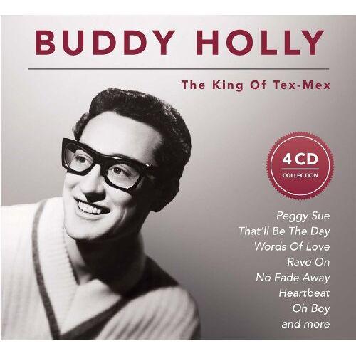 Buddy Holly - Buddy Holly and the Crickets - Preis vom 15.10.2020 04:56:03 h