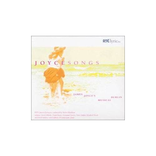 James Joyce - Joyce Songs:James Joyce's Musi - Preis vom 20.10.2020 04:55:35 h