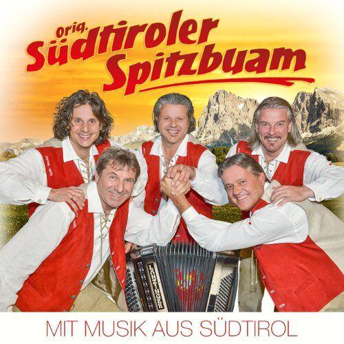 Orig. Südtiroler Spitzbuam - Mit Musik aus Südtirol - Preis vom 05.09.2020 04:49:05 h