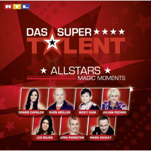 Supertalent Allstars - Magic Moments - Preis vom 25.02.2021 06:08:03 h