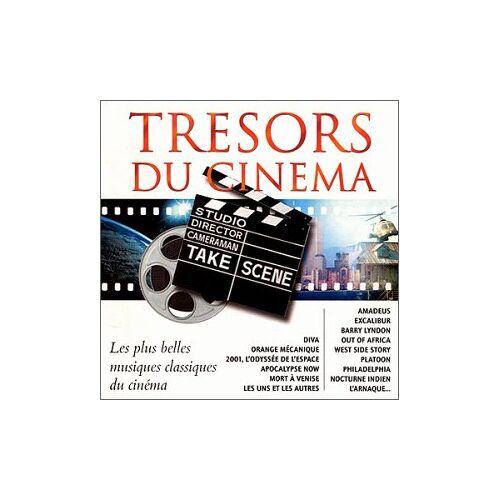 Ost - Tresors du Cinema - Preis vom 22.01.2020 06:01:29 h