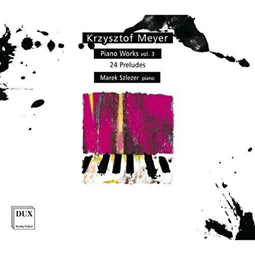 Marek Slezer - Meyer Piano Works 3 - Preis vom 20.10.2020 04:55:35 h