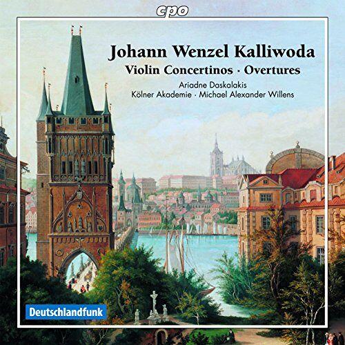 Daskalakis - Kalliwoda: Overtures & Violin Concertos - Preis vom 06.05.2021 04:54:26 h