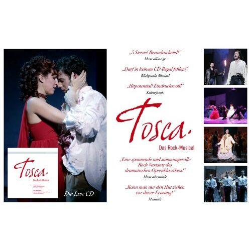 Frank Logemann - Tosca Das Rock-Musical - Preis vom 20.10.2020 04:55:35 h